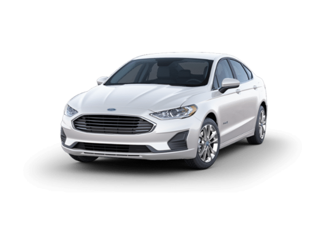 New 2019 Ford Fusion Hybrid SE Sedan For Sale Folsom California